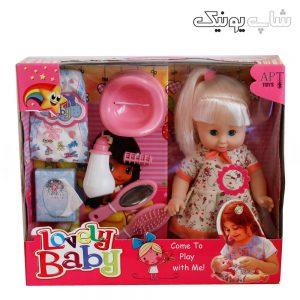 عروسک کودکانه