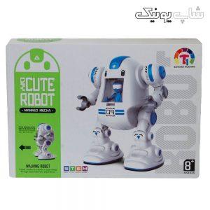 بازی آموزشی ساخت ربات