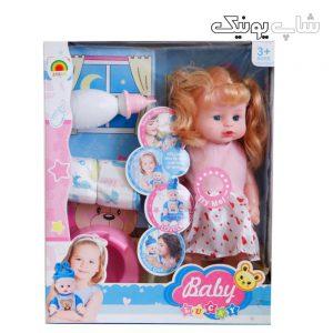 عروسک کودکانه طرح بیبی