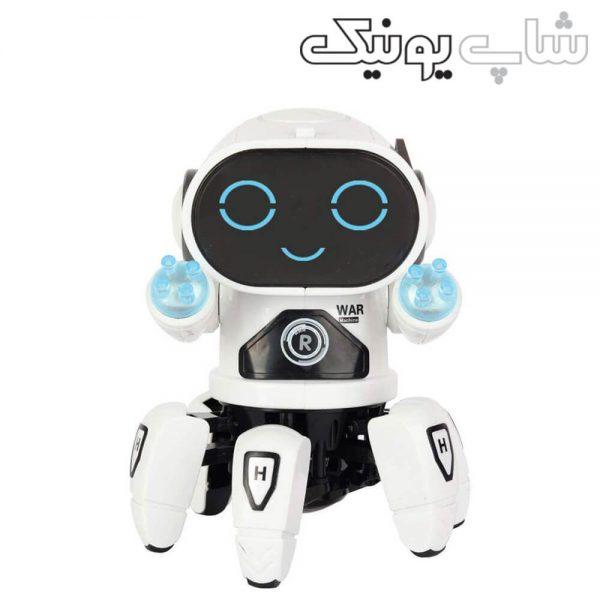 ربات اسباب بازی هشت پا