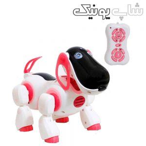 اسباب بازی ربات مدل سگ