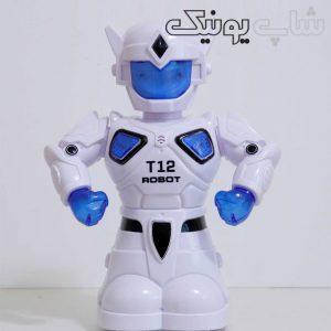 اسباب بازی مدل ربات طرح آدم آهنی