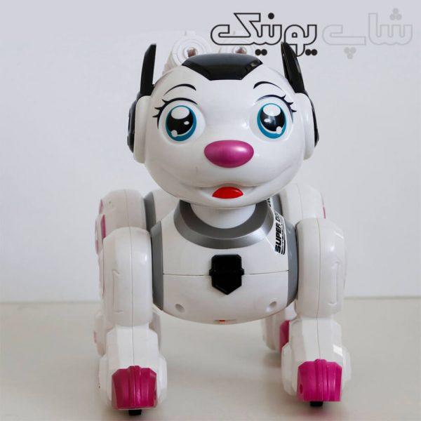 اسباب بازی سگ رباتی