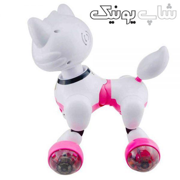 ربات کنترلی طرح گربه