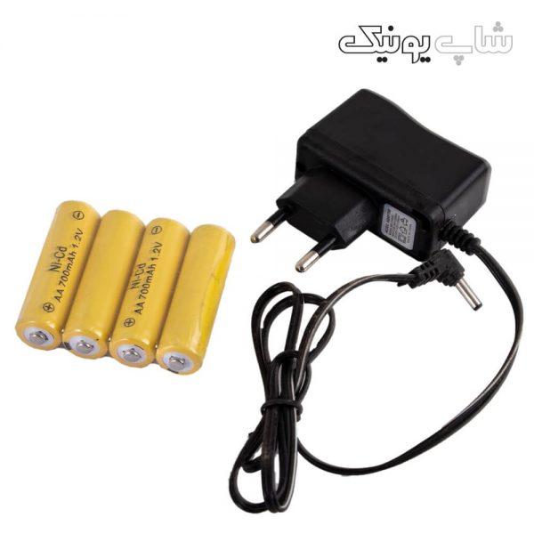 شارژر و آدابتور ماشین کنترلی