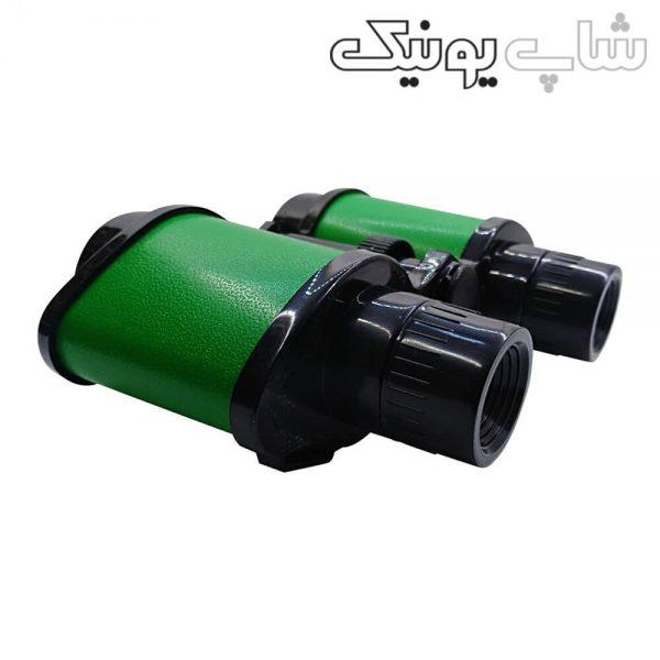 اسباب بازی دوربین شکاری سبز و مشکی