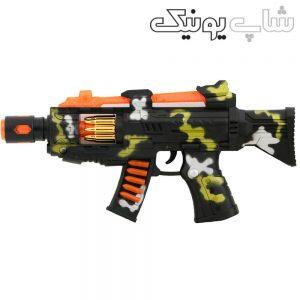 تفنگ بازی مدل ارتشی