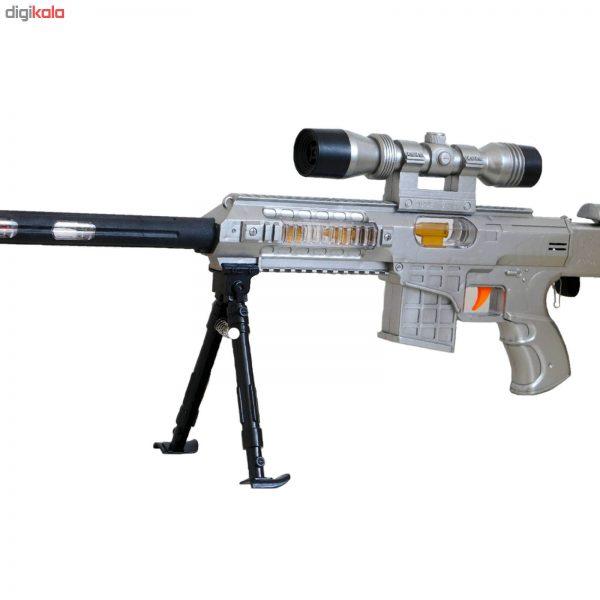 تفنگ جنگی اسباب بازی دوربین
