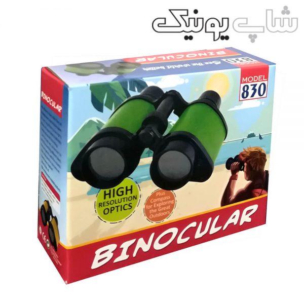 جعبه اسباب بازی دوربین شکاری