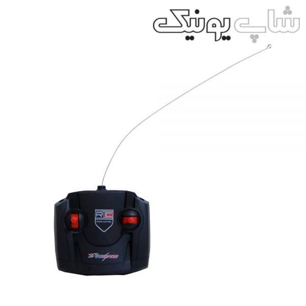 کنترل ماشین کنترلی - طرح جیپ