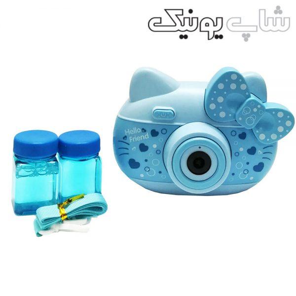 اسباببازی حباب ساز طرح دوربین