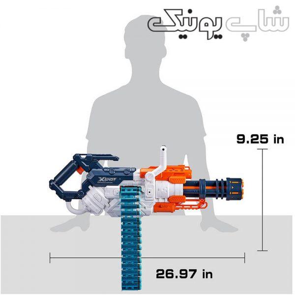 بهترین تفنگ اسباب بازی مدل x-shot (8)