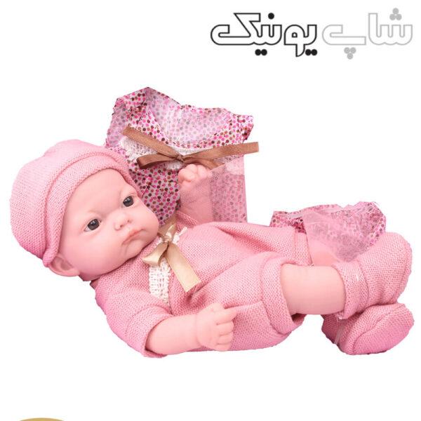 عروسک نوزاد مدل لاولی
