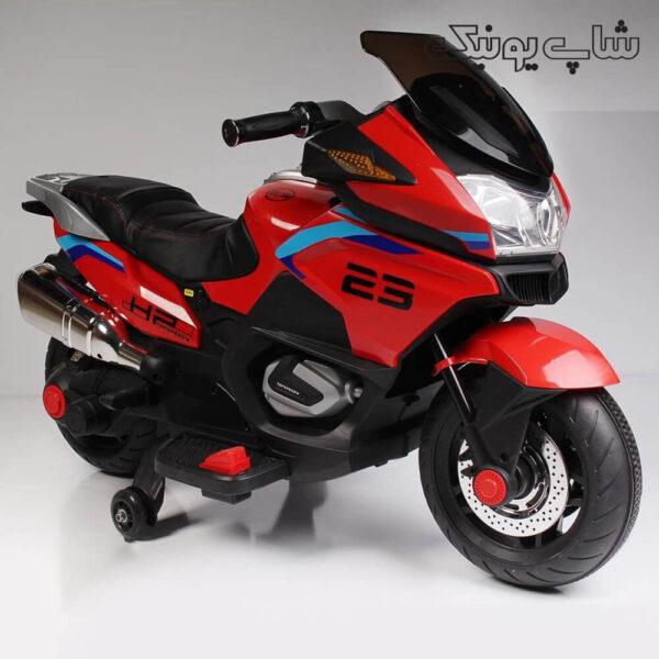 موتور شارژی xmx-609 رنگ قرمز